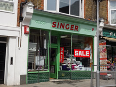 Picture of Singer Sewing Centre, 94 Church Street