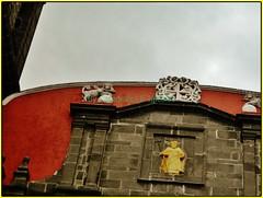 Templo y Convento de Santo Domingo de Guzmán (Centro) Puebla de los Ángeles,Estado de Puebla,México