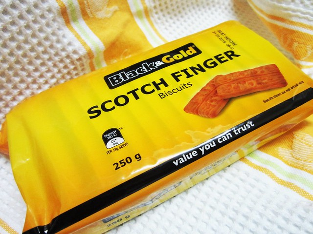 Scotch fingers