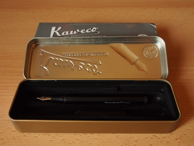 Kaweco Special - Open Box