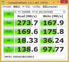 Intel SSDSA2BZ100G301 0Fill