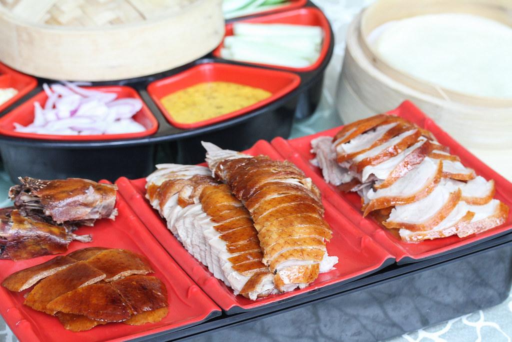 通格洛克西和北京烤鸭: