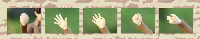 e hands