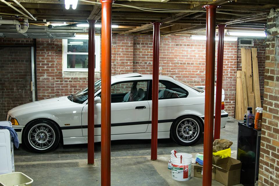 The Bimmer Basement - The Garage Journal Board
