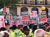 Pro-Palestinians protest against BBC biased reporting on Gaza - 18.07.2014 -156238.jpg