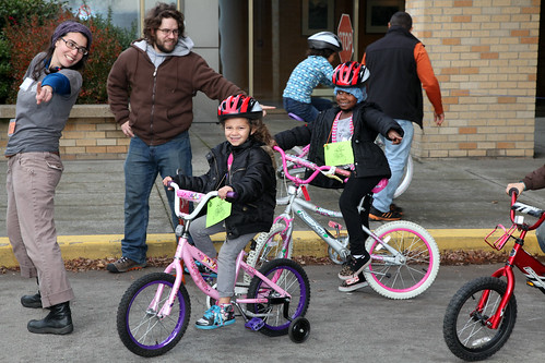 2014 Holiday Bike Drive
