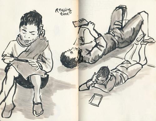 October 2014: Reading