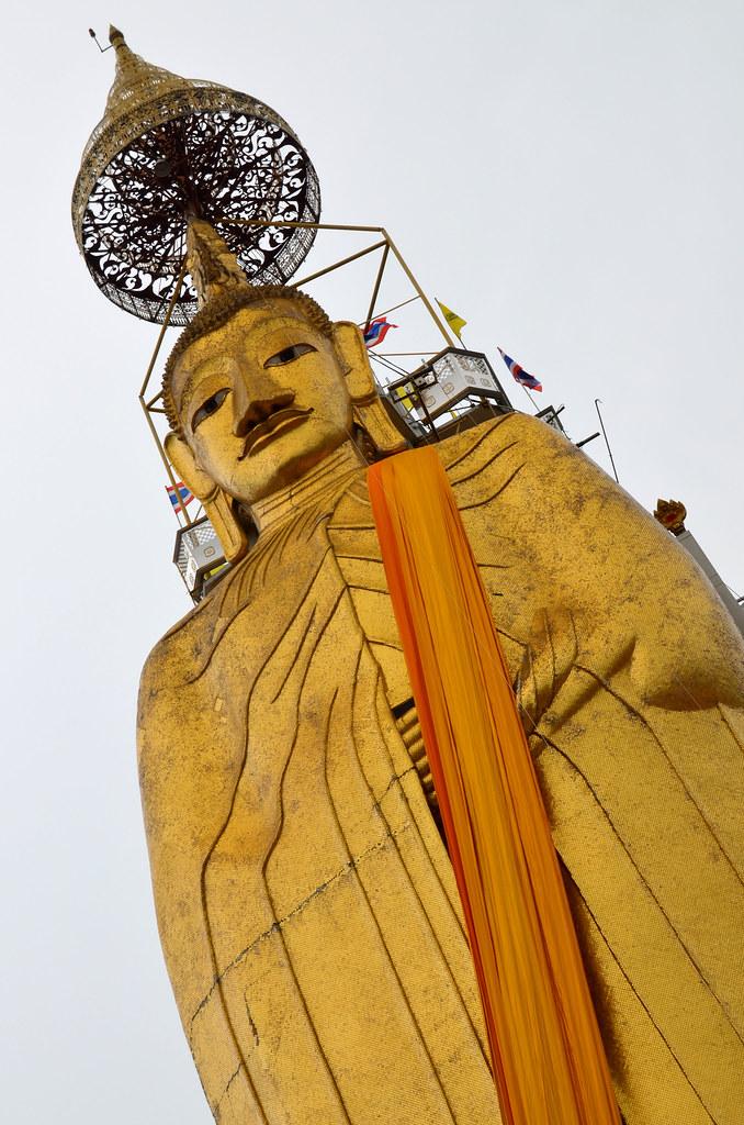 Buda Gigante de Bangkok