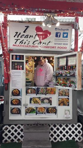 comfort food cart portland