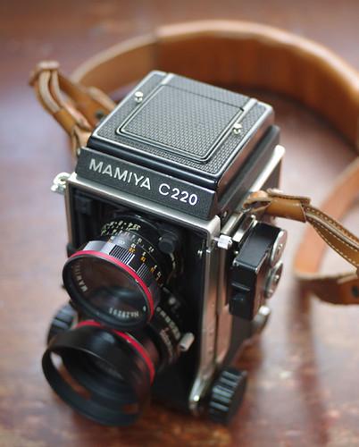 MAMIYA C220_10