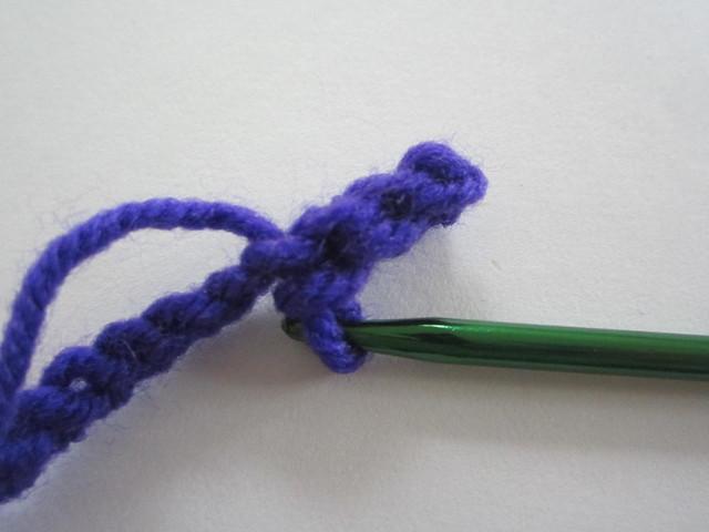 Crochet Spider pattern