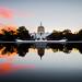 Sunrise at the Capital