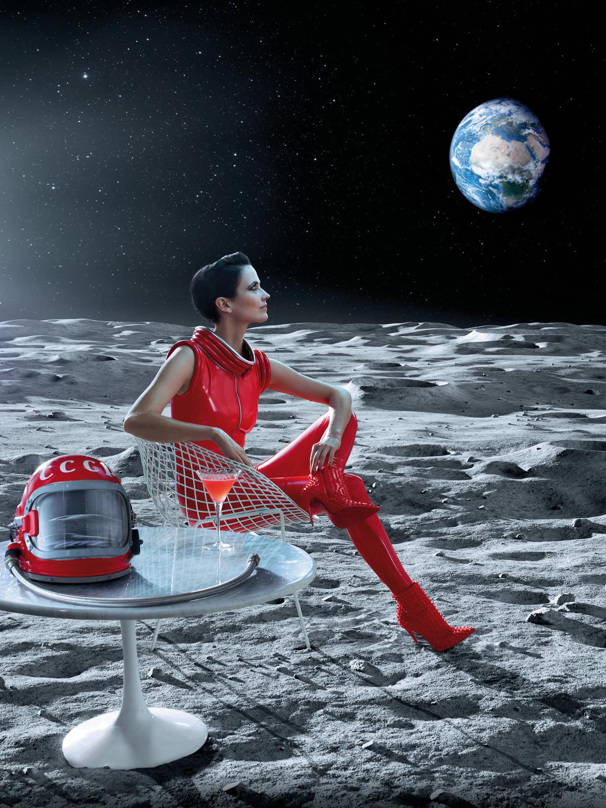 Campari Calendar - Eva Green