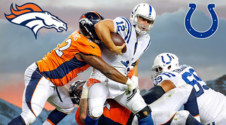 MOUNTAIN MELEE - COLTS @ BRONCOS
