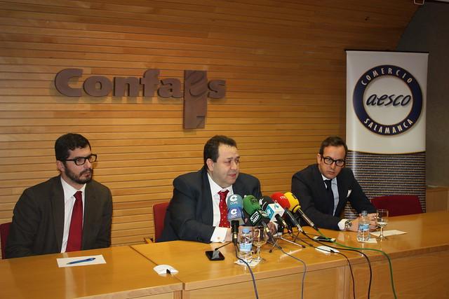 """Presentación del Foro """"Hablemos del Comercio"""""""
