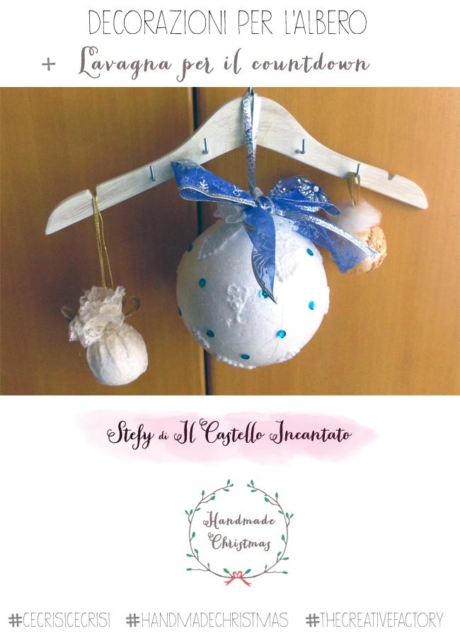 decorazioni per l'albero, handmade christmas 2, regali fai da te, palline albero natale, decorazioni per l'albero fatte a mano