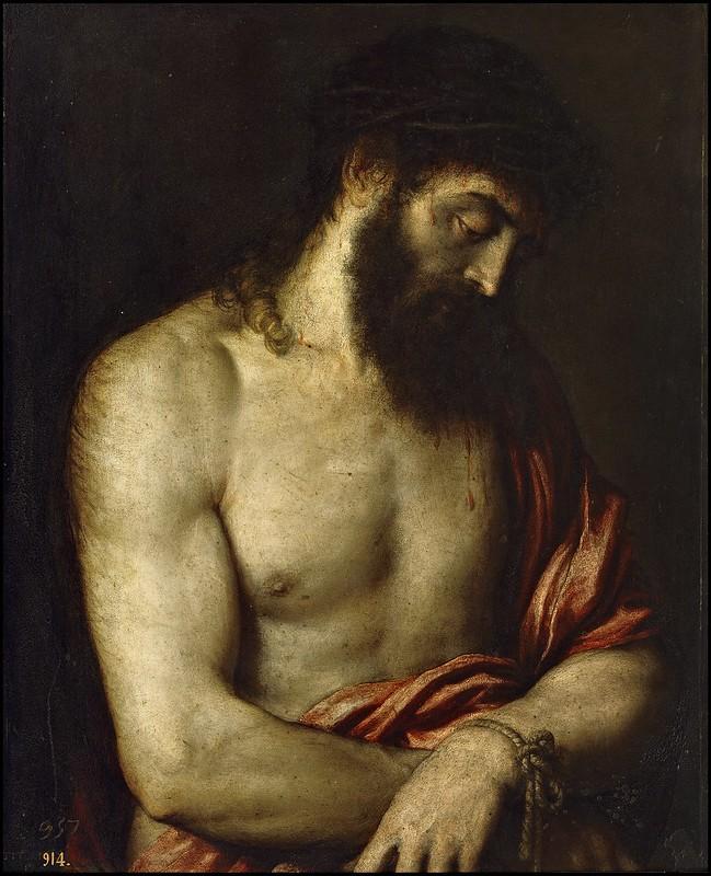 Titian - Ecce Homo (1547)