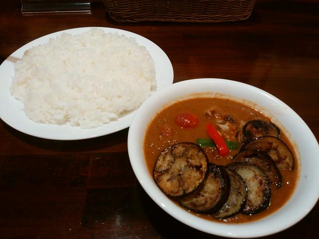 新宿のカレー屋 curry 草枕