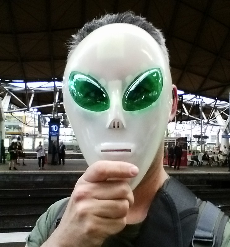 Alien at Southern Cross