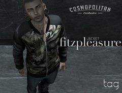 tag. jacket fitzpleasure [new]