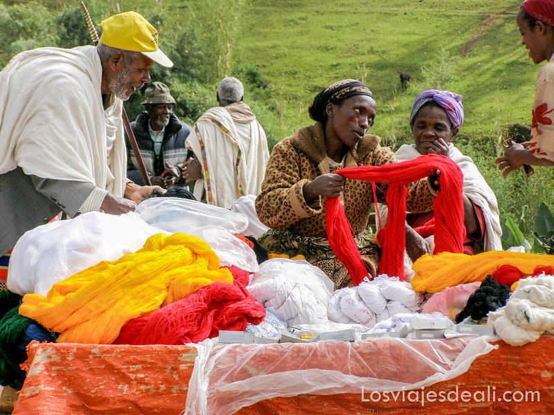 tribu Dorze mercado