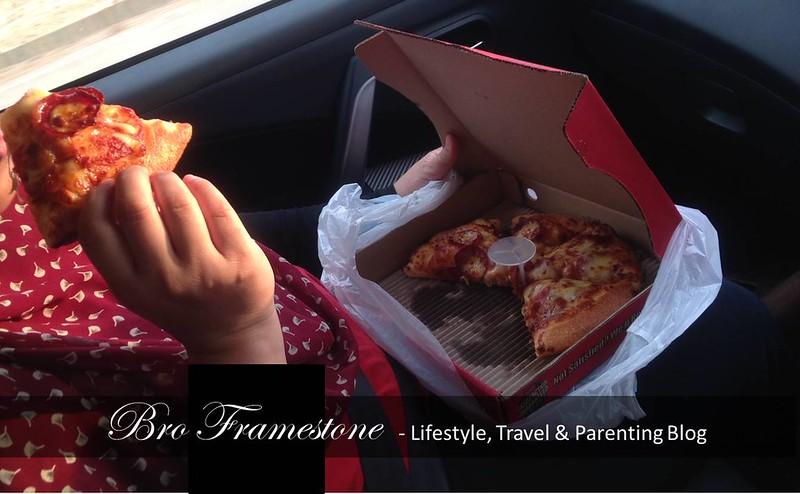 Isi Minyak Shell Dapat Voucher KFC  Pizza Hut