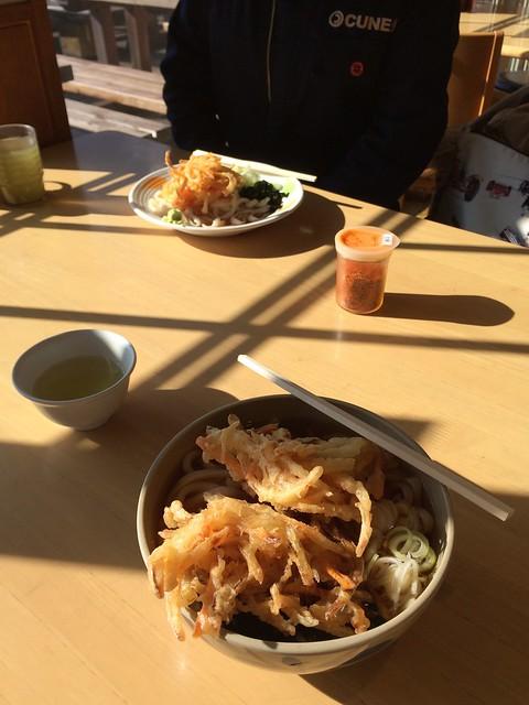 天ぷらうどん_IMG_9124