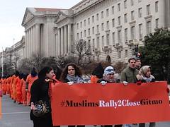 DC Guantanamo Protest Jan 2015-65