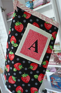 Apron for my sister Ann