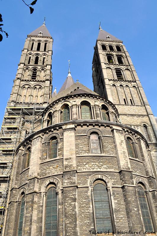 TOURNAI - Cathédrale Notre-Dame