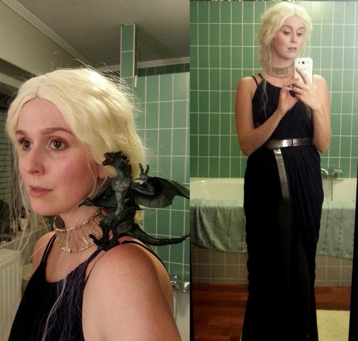 daenerys targaryen costume halloween
