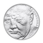 Winston Churchill £5 coin