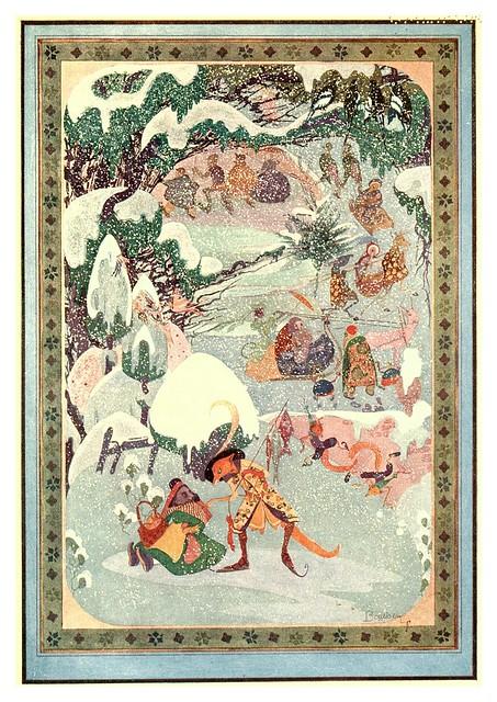 015-Folk tales of Flanders (1918)- Jean de Boschère