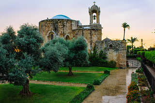 In Byblos, Lebanon
