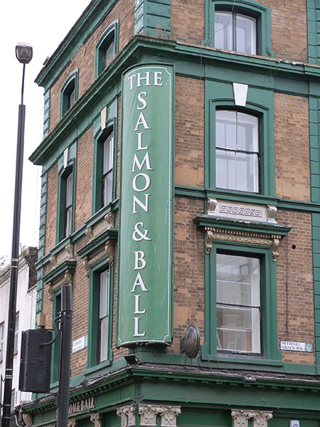 pub the salmon