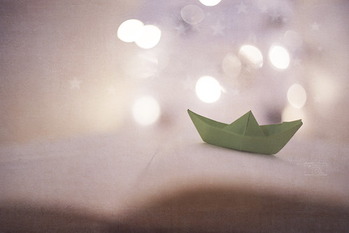 boat and bokeh...