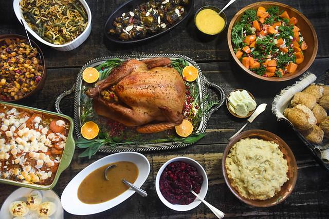 real-food-thanksgiving-guide.jpg, beer brined turkey