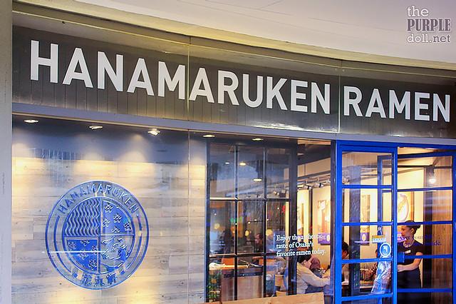 Hanamaruken Trinoma