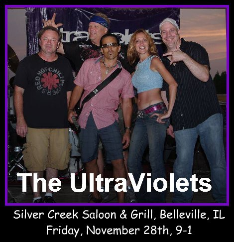 The UltraViolets 11-28-14