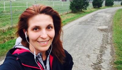 Pavla: Byla jsem typická sezónní běžkyně, ale plán 5 km za 30 minut mě nastartoval