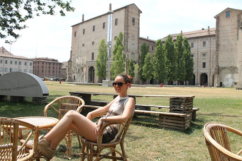 Picnic in Parma