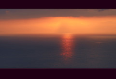 Sunrise in Taormina