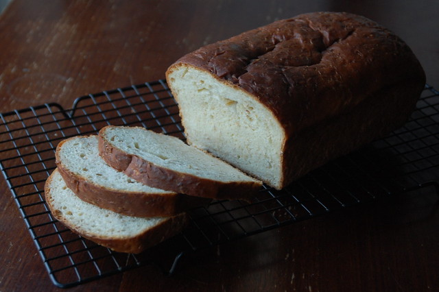 Oatmeal Toasting/Sandwich Bread