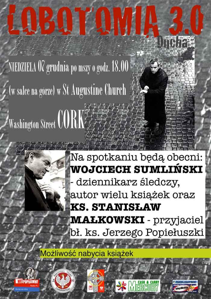 ks Malkowski, w.Sumlinski Lobotomia-Cork- Niepoprawne Radio PL
