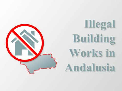 Illegal Buildings in Andalusia – Applicable Regime