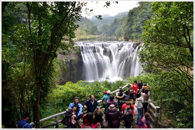 十分瀑布公園眼鏡洞瀑布007-DSC_0567