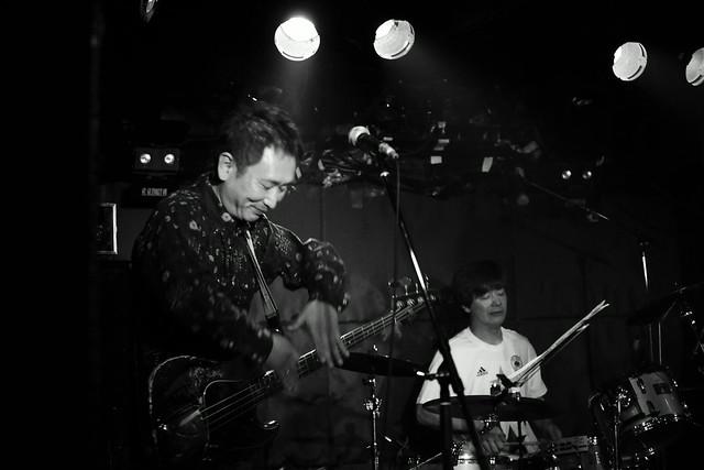 ファズの魔法使い live at Outbreak, Tokyo, 09 Dec 2014. 242