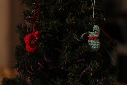 Lapins de Noël