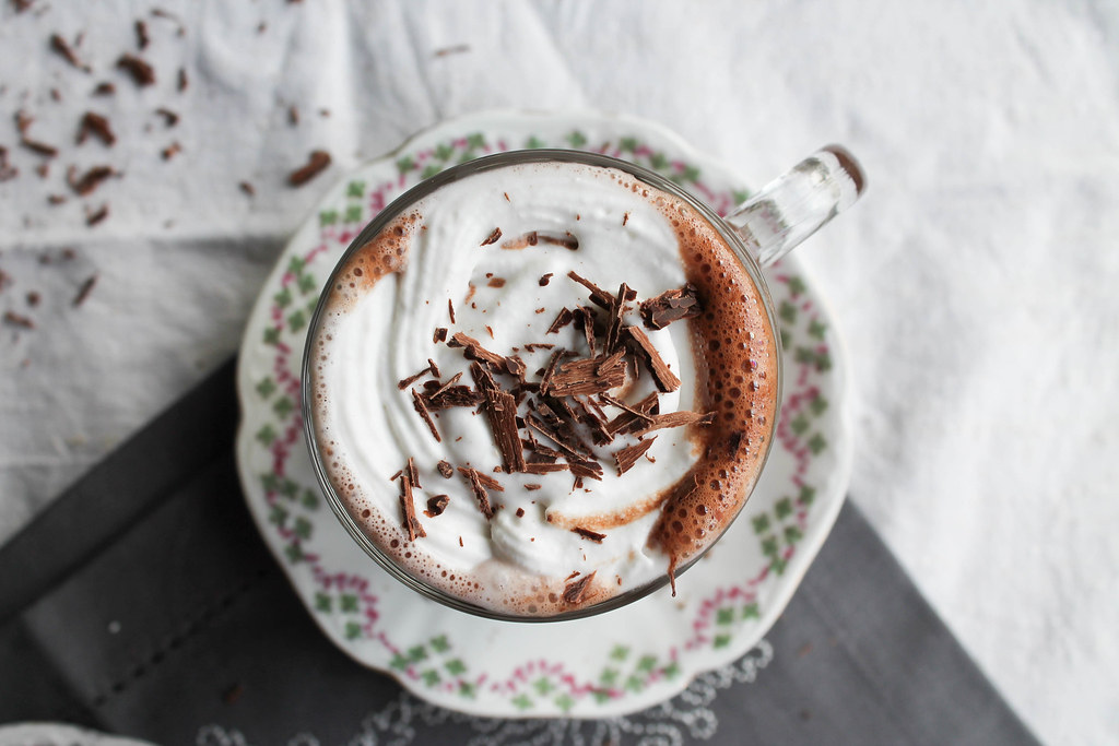 Chocolat Liégeois recette