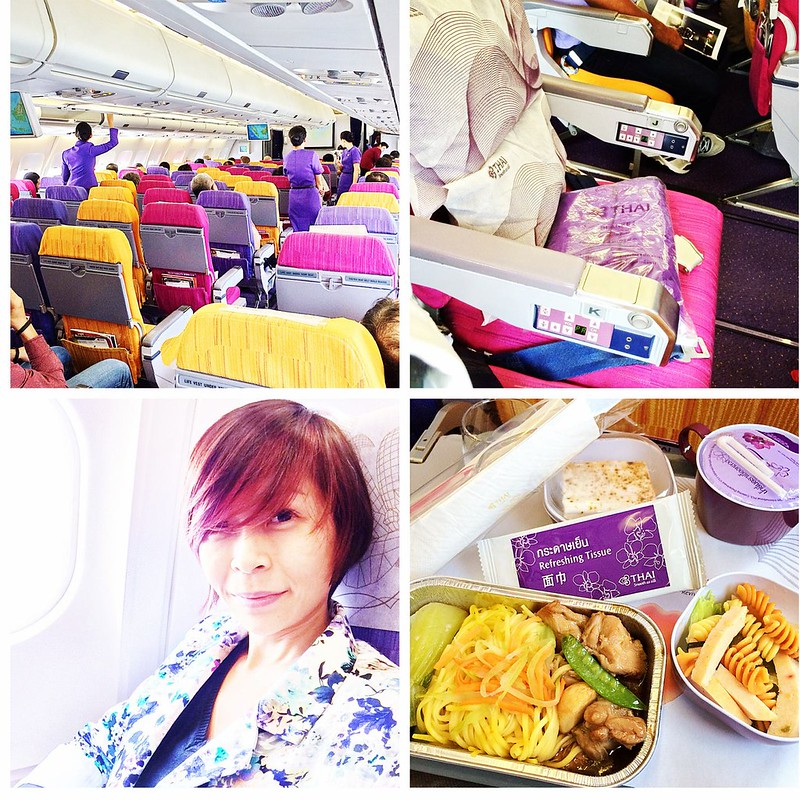 chiangmai - Thai Airways